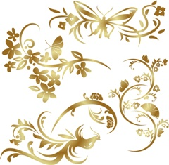 Графічні візерунки орнаменти з