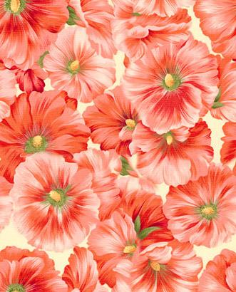 З квітами фрагменти фонів червоні